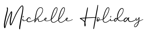 michelle signature
